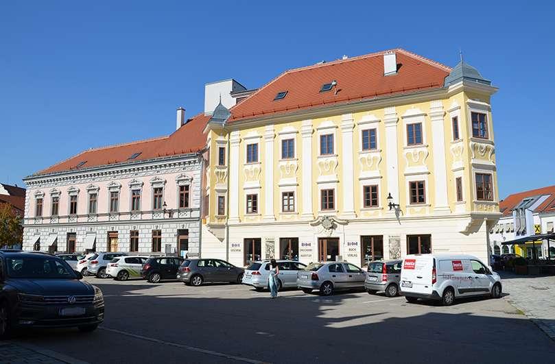Bild 1 von 4 - Wohnhausanlage Eggenburg