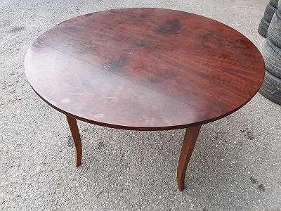 Schöner Art-Deco Tisch -JEDEN SAMSTAG VON 8-12 UHR GEÖFFNET-Über 400 weitere Artikel im Willhaben Shop unter