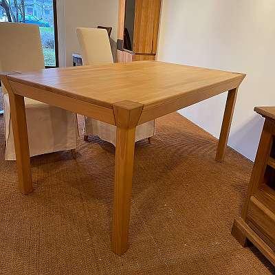 Tisch Kernbuche massiv geölt 150 x 90 cm