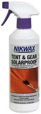 INTER-TRADE NIKWAX Imprägnierung Tent and Gear SolarProof®