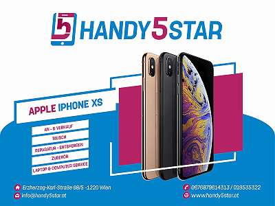 iPhone XS 64GB Space Grey wie