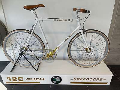 Puch Fahrrad Speedcore Limited 1 of 120 NEU