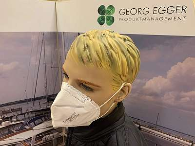 EEXI FFP2 Atemschutzmasken