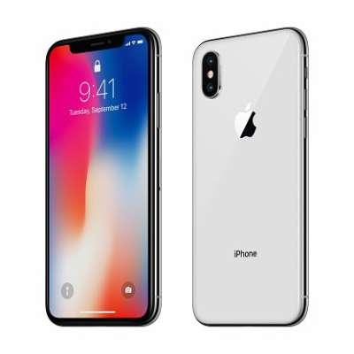 Apple iPhone X MQAD2ZD/ A 64GB white weiss wie neu