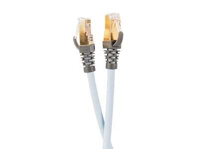 *Versandfertig*Supra HIGH END Cat 8 Patch Ethernetkabel mit RJ45 / 0,5 - 20,0m, für VIDEO und AUDIO Streaming