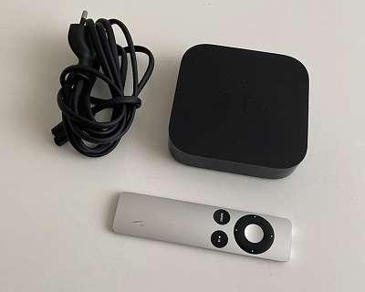 Apple TV 3. Generation!