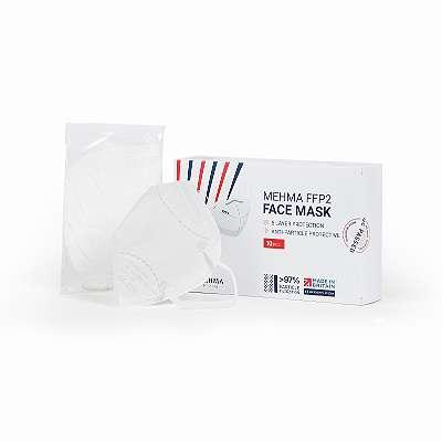 FFP2-Maske CE zertifiziert 10er Pack