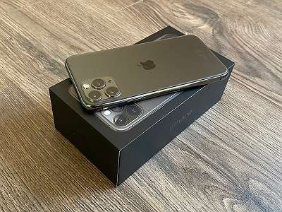 iPhone 11 Pro Space Gray 256GB fu r alle Netz offen