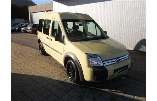 ford tourneo connect lang 1 8 tdci kombi 2007 km. Black Bedroom Furniture Sets. Home Design Ideas