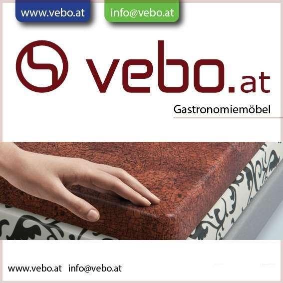 Gartenmobel Rattan Mit Bank : VEBO  Gastronomie Gartenstühle Victory aus Technorattan für