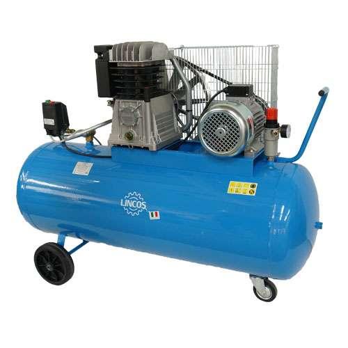 Industrieller Kompressor 200l, 4kW, 10bar CB-20043