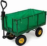 NEU Handwagen bis 550 kg - Gartenwagen - Bollerwagen - Transportwagen - Leiterwagen