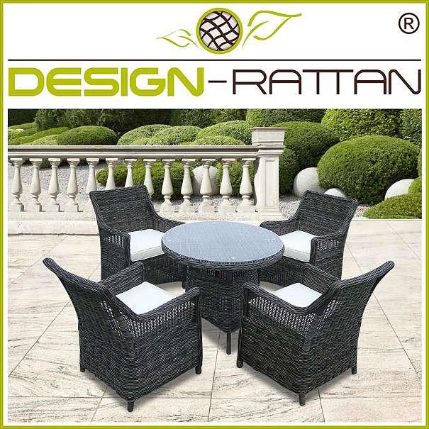 Europaletten Gartenmobel Streichen : DesignRattan®  BALI Exklusiv Rundrattan  SURABAJA, € 999, (4673