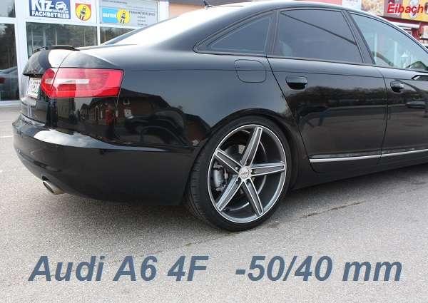 Frontantrieb Avant 4F ST Sportfedern 30//30mm Audi A6 VA -1215kg