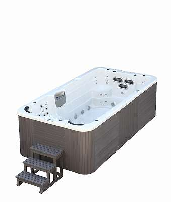Swim Spa Outdoor Whirlpool Jacuzzi Schwimmbad
