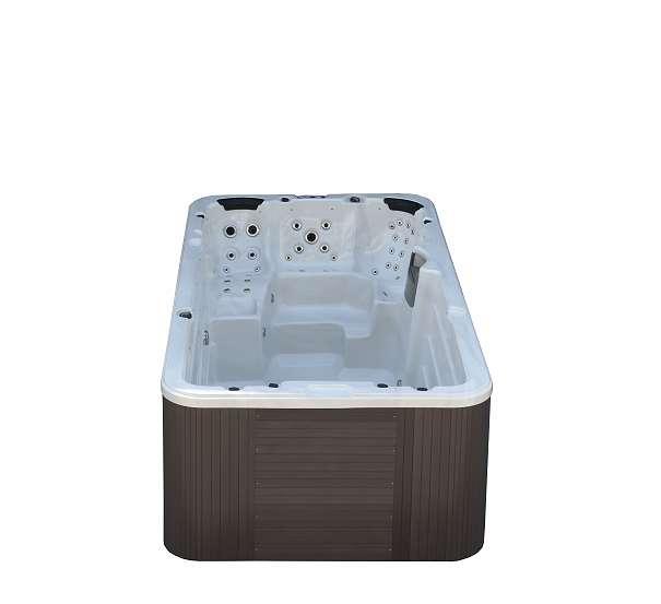 luxus whirlpool outdoor swim spa 445x230 + vollausstattung, Gartengerate ideen
