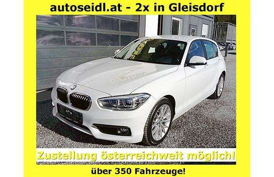 bmw 1er reihe 118d advantage aut 3 jahres care paket. Black Bedroom Furniture Sets. Home Design Ideas