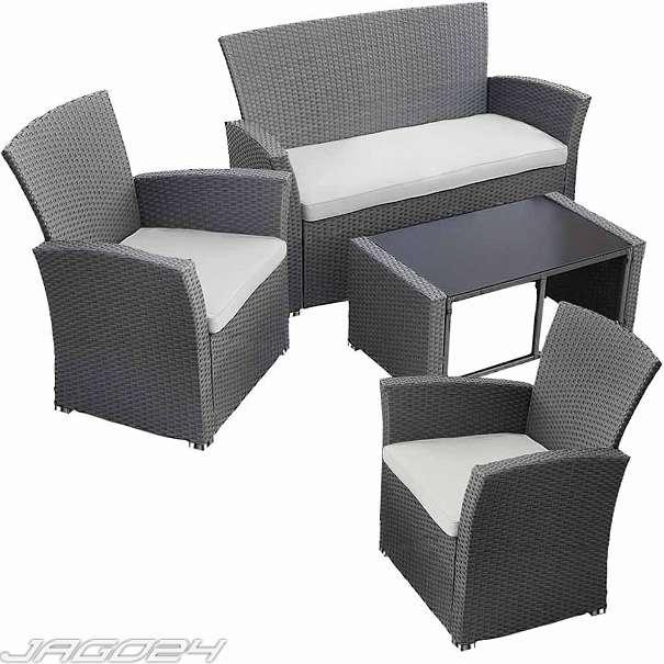 gartenmöbel poly rattan gartengarnitur lounge sitzgruppe, Garten und Bauen