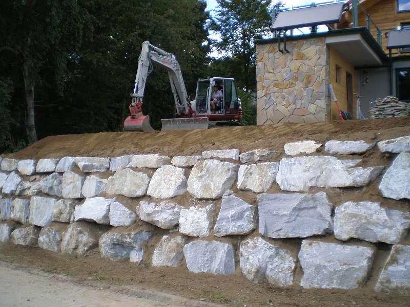 Gut bekannt Steinmauern Natursteine Stützmauer, € 120,- (3542 Gföhl) - willhaben RI17