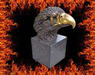 Adler sehr edle Ausführung