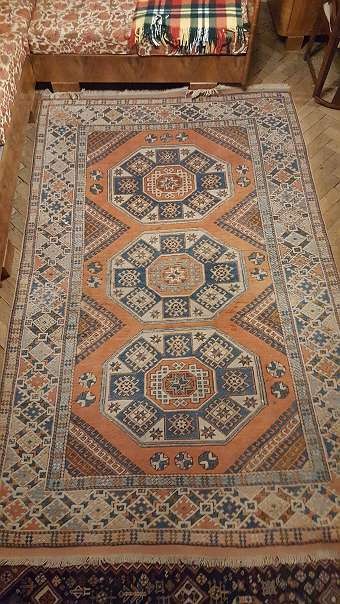 Türkischer Orient Teppich Anatolischer Kozak 185 x 287cm