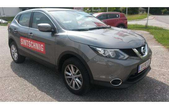 annonce nissan qashqai d 39 occasion 9 512 km 23 290. Black Bedroom Furniture Sets. Home Design Ideas