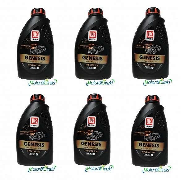 lukoil genesis special vn 5w 30 motor l 6x 1l flaschen 5w30 mit gratis versand 9 45 1110. Black Bedroom Furniture Sets. Home Design Ideas