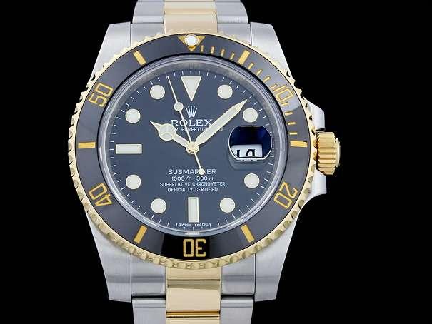 Rolex Submariner Keramik