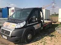 AUTOTRANSPORTER/ Fahrzeugtransporter/ Abschleppwagen MIETEN MIT FS-KLASSE B