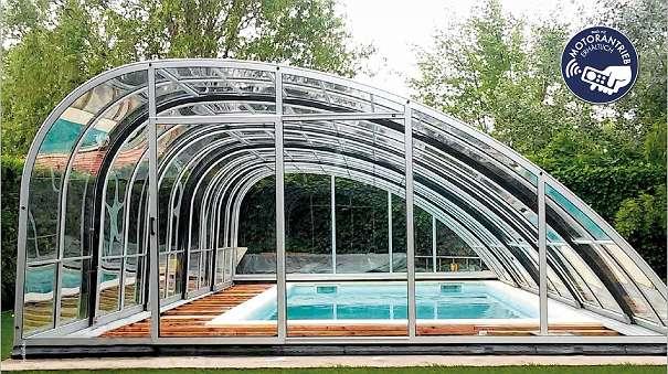 Pool Überdachung Rio Grande Clear, € 7.333,- (8625 Turnau) - willhaben