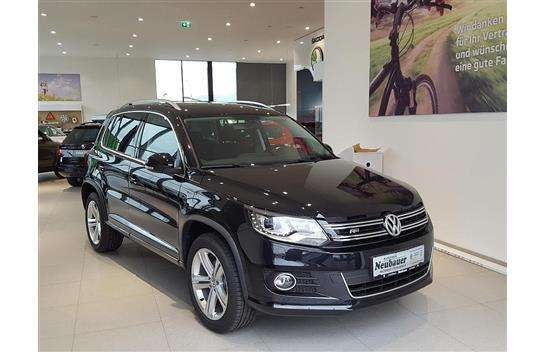 vw tiguan 2 0 tdi scr sky suv gel ndewagen 2016. Black Bedroom Furniture Sets. Home Design Ideas