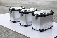 Koffer Silber