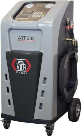 Automatikgetriebeöl - Servicestation ATH ATF602 Automatikgetriebe spülen Spülgerät wechsel Getriebe Ölwechselmaschine Getriebespülgerät Service