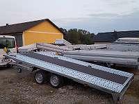 Aktion 4,7m Ladfläche und 3500kg inkl Holzboden gratis