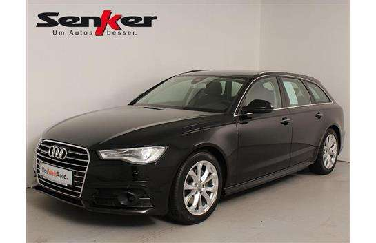 audi a6 avant 2 0 tdi quattro intense s tronic kombi family van 2017 km. Black Bedroom Furniture Sets. Home Design Ideas