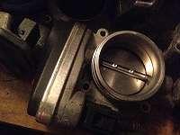 Drosselklappe Zusatzwasserpumpe Wasserventil BMW