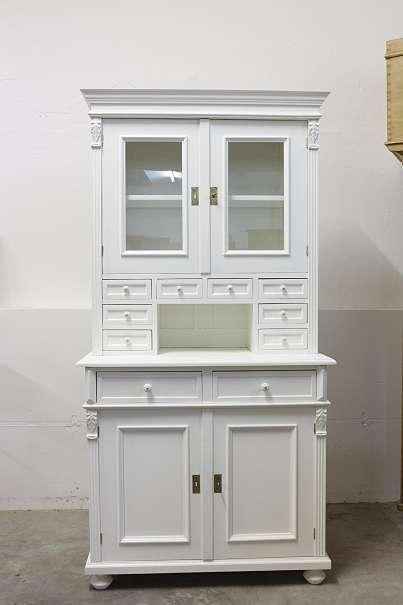 Kredenz Weiß – SCHABBY CHIC – Landhausmöbel, € 970,- (4600 Wels ...