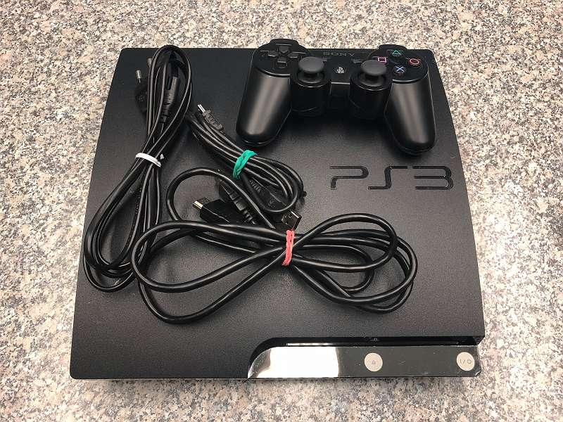 Playstation 3 Slim/ Superslim + Spiel inkl. Garantie!