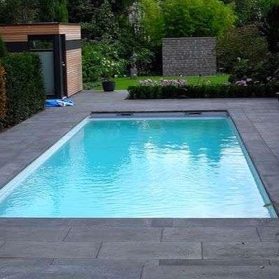 Polypropylenpool pool schwimmbecken 4m x 2m x 1 5m for Garten pool 2 5m