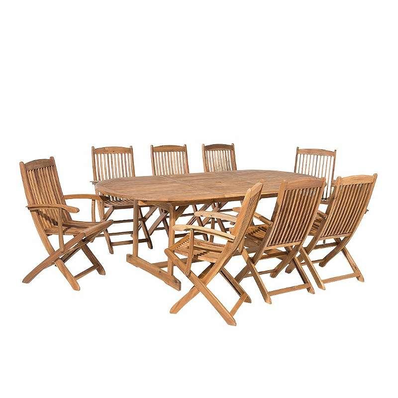 Gartenmobel Set Holz 8 Sitzer Maui 979 99 1190 Wien Willhaben