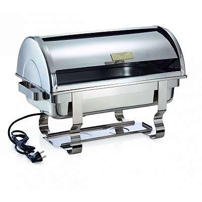 Elektrisch Chafing Dish 1/1 GN Mit Roll-Top Deckel