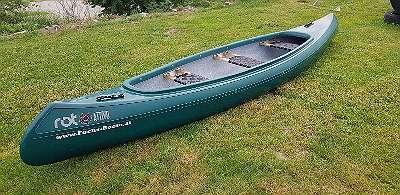NEU & Lagernd 450 cm 3er Kanu Canadier Kanadier Viking 3 Ruderboot Paddelboot Kanu Boot in GRÜN