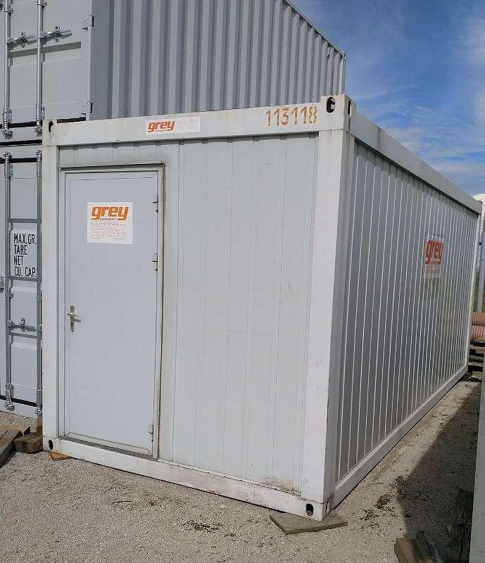 Bürocontainer gebraucht. ⚡ Bürocontainer günstig kaufen ...