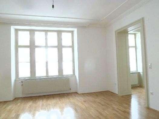 ALTBAUWOHNUNG mit BALKON, 70 m², € 1.199,-, (1070 Wien) - willhaben