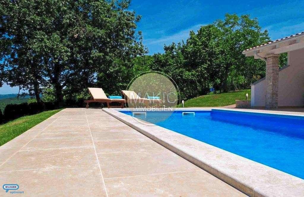 Istrien Haus Mit Pool Und Garten 120 M 290 000 52423