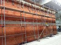 Stahlrahmen NEU Layhergerüst Typ Layher ca. 162 qm Gerüst Gerüstbau Stahlböden