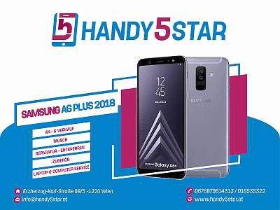 Samsung Galaxy A6 Plus 2018 32GB Dual Sim