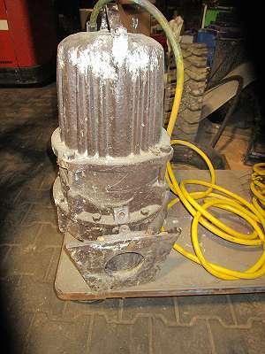 Schlammpumpe Güllepumpe Abwasserpumpe 13,5 KW