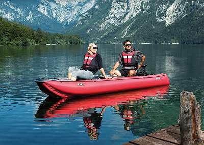 Gumotex Ruby Angelboot Ruderboot Motorboot Schlauchboot Paddelboot