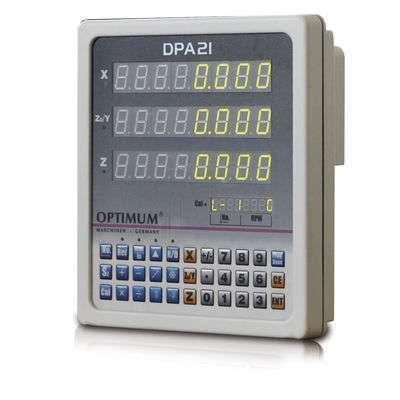? 426 exkl. Mwst.! Digitale Positionsanzeige DPA 21 Fräsmaschine Drehmaschine